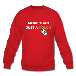 "theblackjuncion ""More Than"" (Sweater) - red"