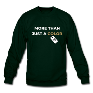 "theblackjuncion ""More Than"" (Sweater) - forest green"