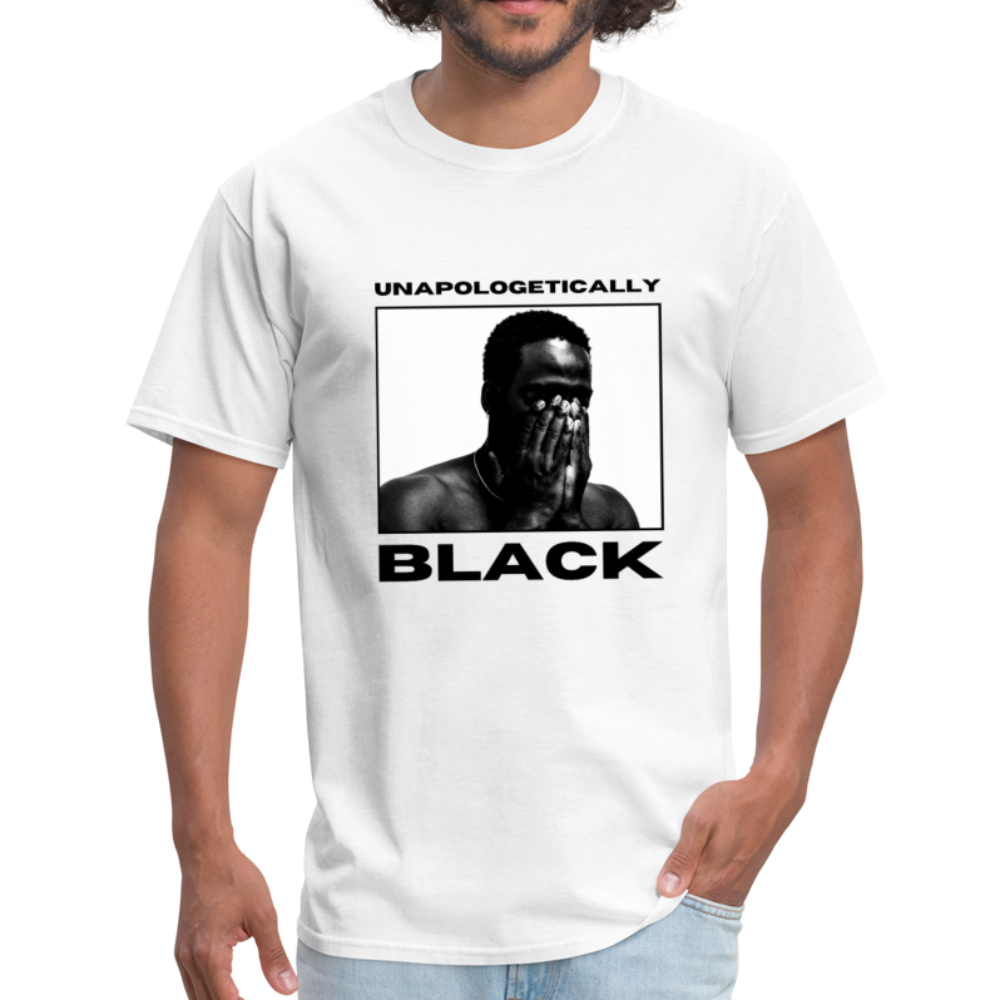 "theblackjunction ""Unapologetic"" (Tee) - white"