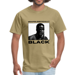 "Load image into Gallery viewer, theblackjunction ""Unapologetic"" (Tee) - khaki"