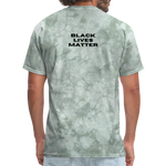 "Load image into Gallery viewer, theblackjunction ""Unapologetic"" (Tee) - military green tie dye"