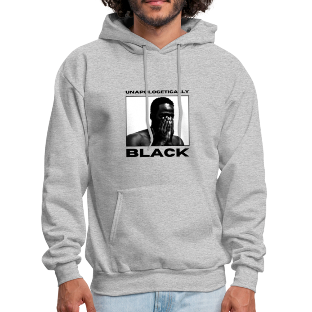 "theblackjunction ""Unapologetic"" (Tee) - heather gray"