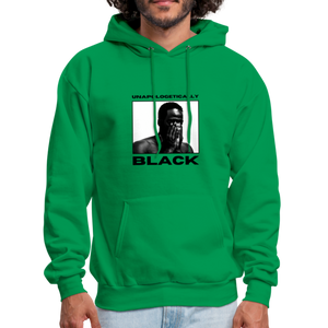 "theblackjunction ""Unapologetic"" (Tee) - kelly green"