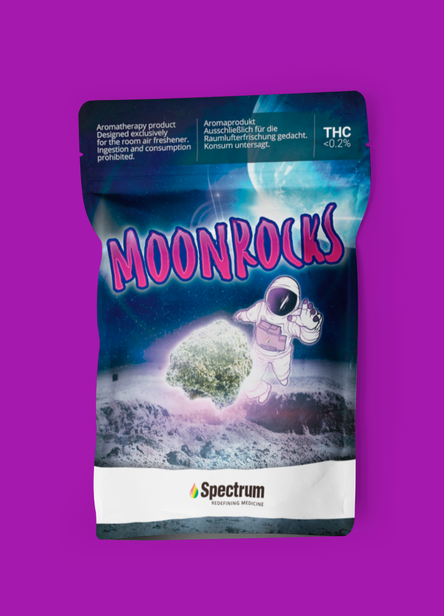 Moonrocks 70% - 80% CBD