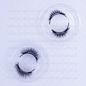 Vieve Clip-On Magnetic Lashes Kit - Luxe