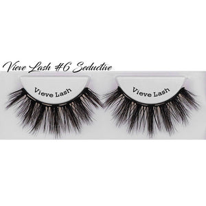 Vieve Magnetic Eyeliner & Lashes Kit - Seductive