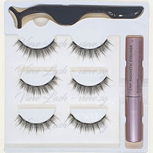 Load image into Gallery viewer, Vieve Magnetic Eyeliner & Lashes Kit - Babydoll