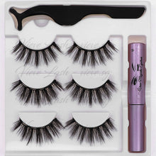 Load image into Gallery viewer, Vieve Magnetic Eyeliner & Lashes Kit - Seductive