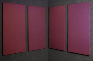 Audimute: Fabric Acoustic Panels