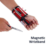 Magnetic Wristband  Tool Bag - I found it 4 you