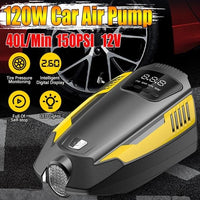 Mini Car Tyre Pump - I found it 4 you