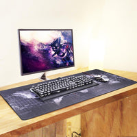 Gaming Mouse Pad with  Led Backlight Surface - I found it 4 you