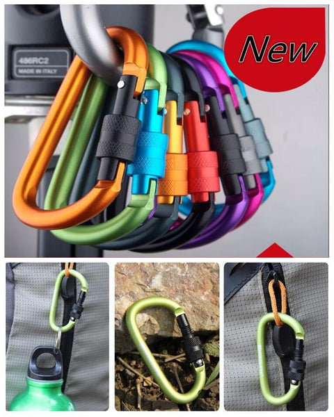 carabiner climbing 8cm - I found it 4 you
