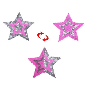 DIY Shining Star Ball Reversible Sequins Sew-LauraLouCrafted