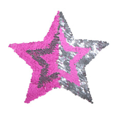 Load image into Gallery viewer, DIY Shining Star Ball Reversible Sequins Sew-LauraLouCrafted