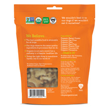 Load image into Gallery viewer, Riley's Sweet Potato Organic Dog Treats-LauraLouCrafted