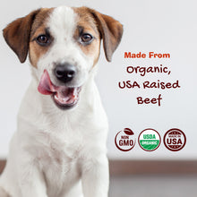 Load image into Gallery viewer, Organic Beef Jerky Jibbs (5oz)-LauraLouCrafted