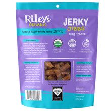 Load image into Gallery viewer, Organic Turkey & Sweet Potato Jerky Jibbs (5oz)-LauraLouCrafted