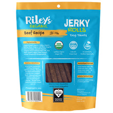 Load image into Gallery viewer, Organic Beef Jerky Rolls (5oz)-LauraLouCrafted