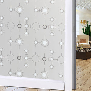 Waterproof PVC Frosted Glass Window Privacy Film-LauraLouCrafted