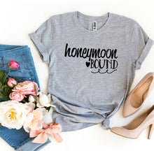 Load image into Gallery viewer, Honeymoon Bound Unisex T-shirt - Bella Canvas-LauraLouCrafted