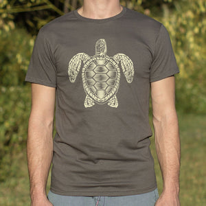 Sea Turtle Spirit T-Shirt (Mens)-LauraLouCrafted