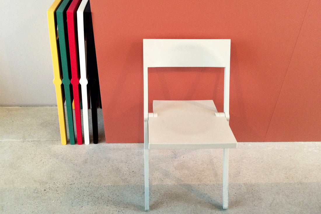 Folding Chair Piana Von David Chipperfield Buchholzberlin
