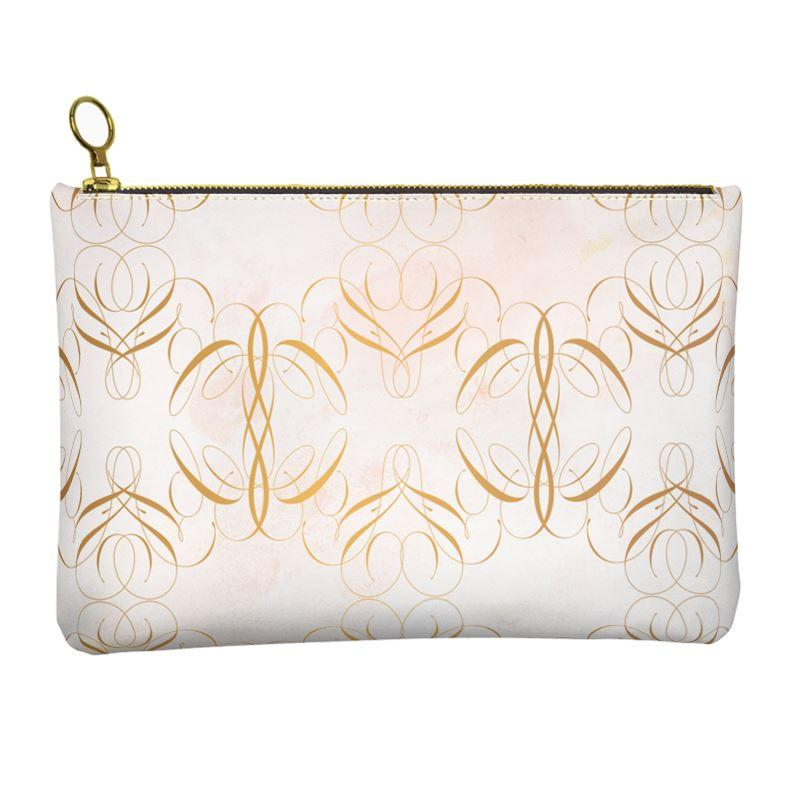 Castlefield Design - Abella Leather Clutch