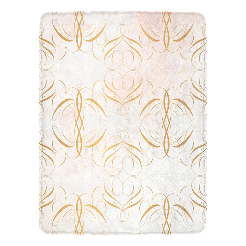 Castlefield Design Abella Throw Blanket