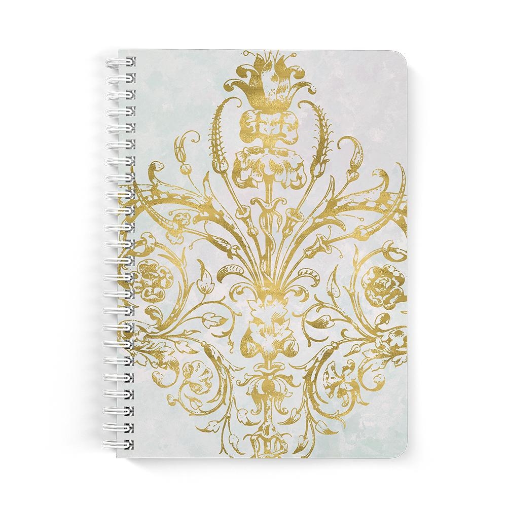 Castlefield Design Baroque Flourishes Notebooks
