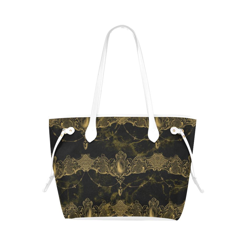 Castlefield Design Baroque Jewels Canvas Tote