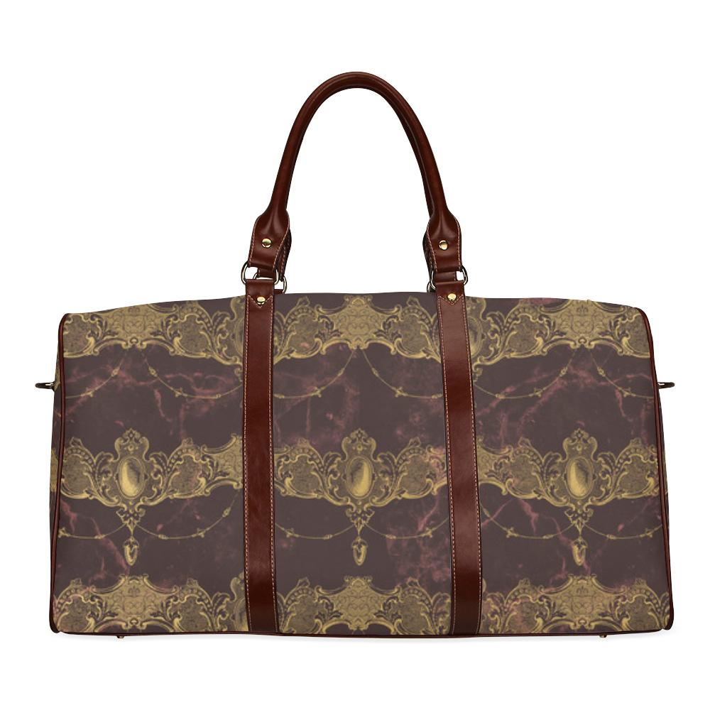 Castlefield Design Baroque Jewels Travel Bags
