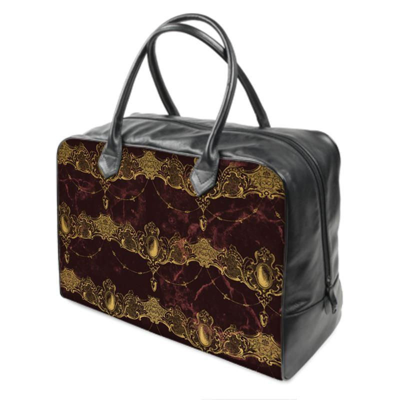 Castlefield Design Baroque Jewels Weekender Bag