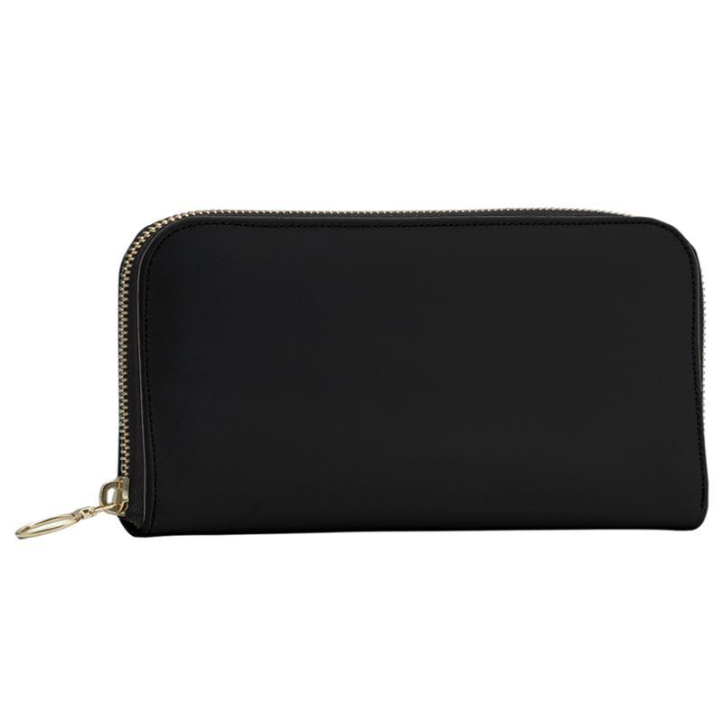 Castlefield Design Black Large Wallet
