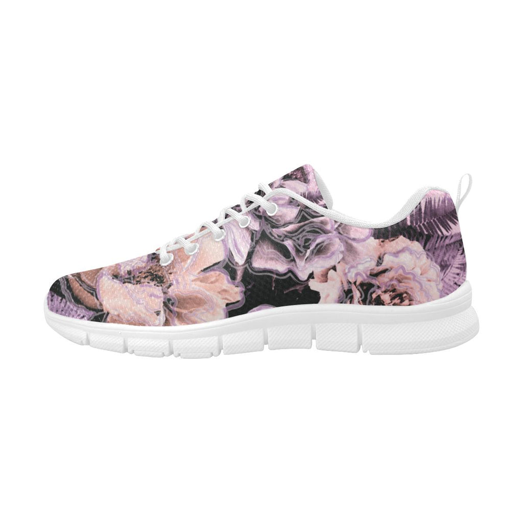 Castlefield Design Bold Floral Sneakers