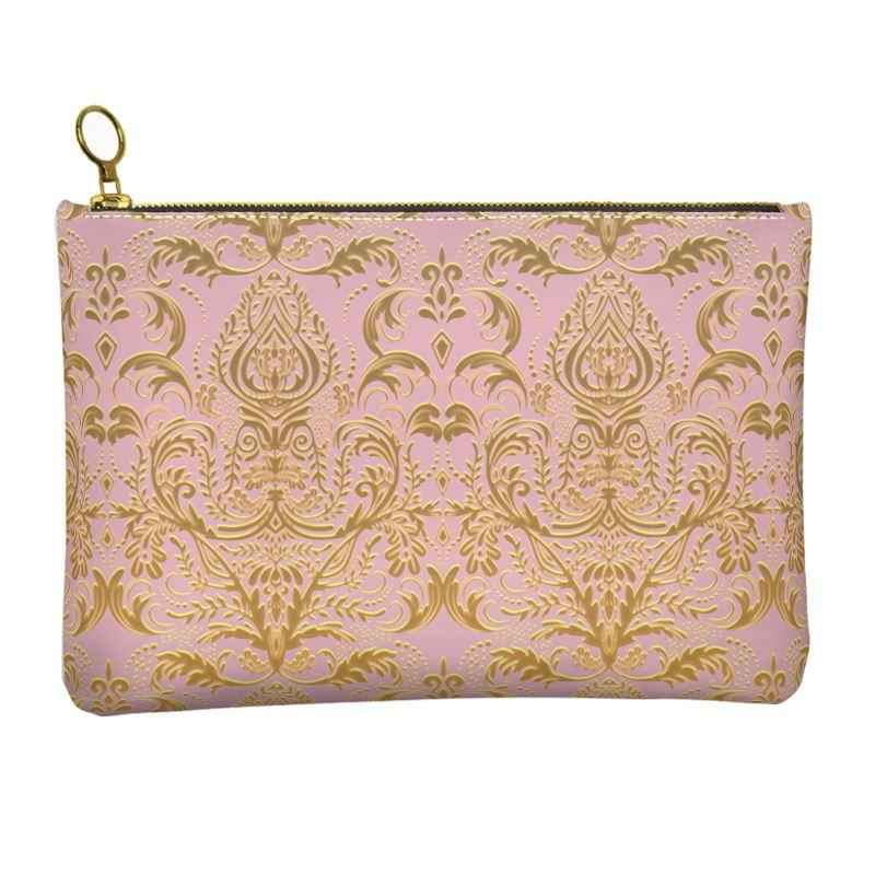 Castlefield Design Caia Leather Clutch