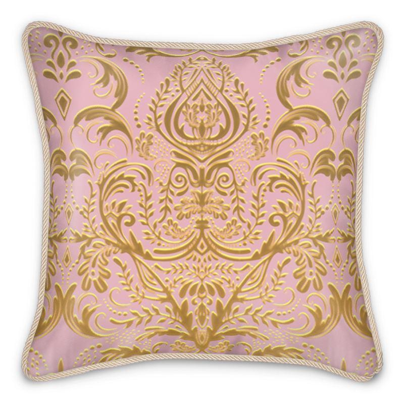 Castlefield Design Caia Silk Cushion