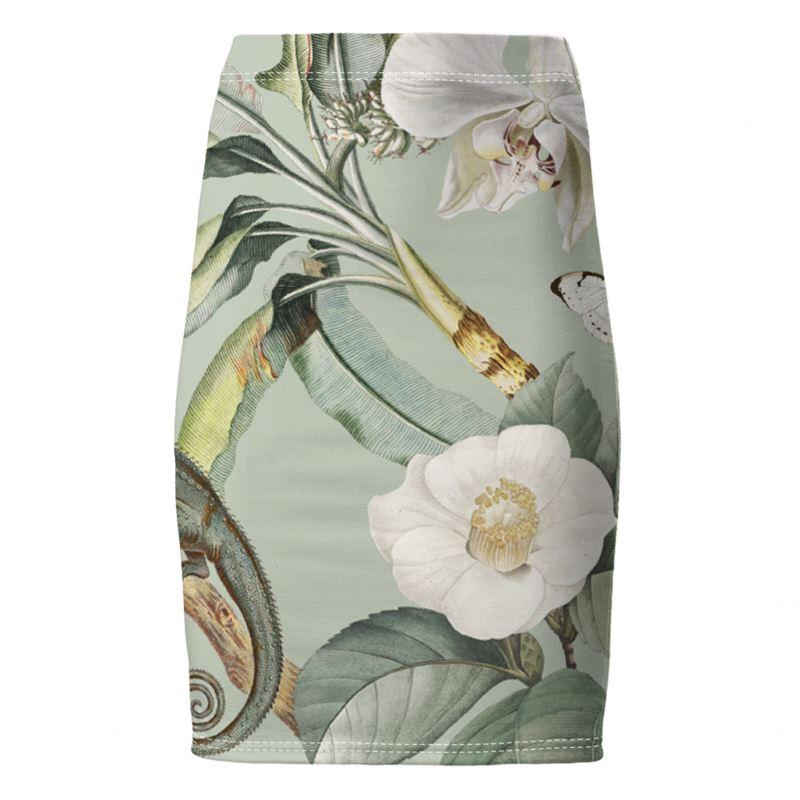 Castlefield Design Camaleo Pencil Skirt
