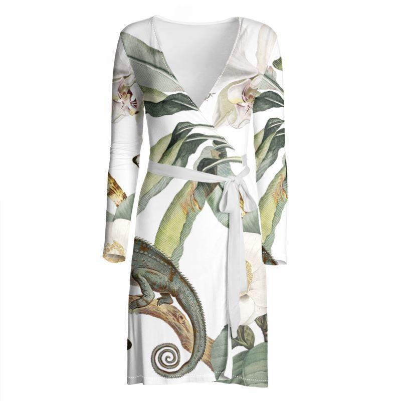 Castlefield Design Camaleo Wrap Dress
