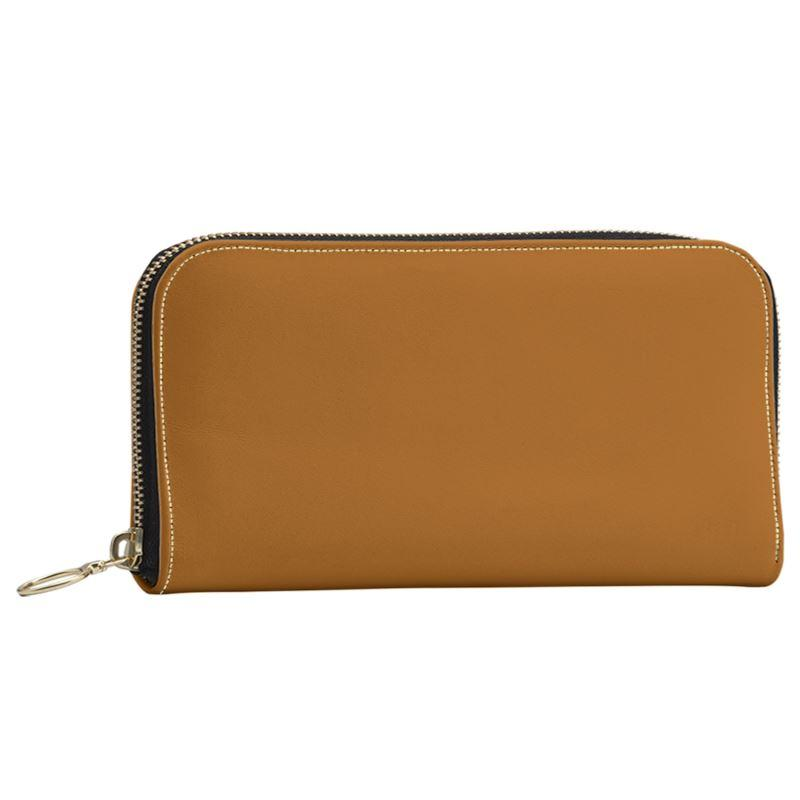 Castlefield Design Camel Large Wallet