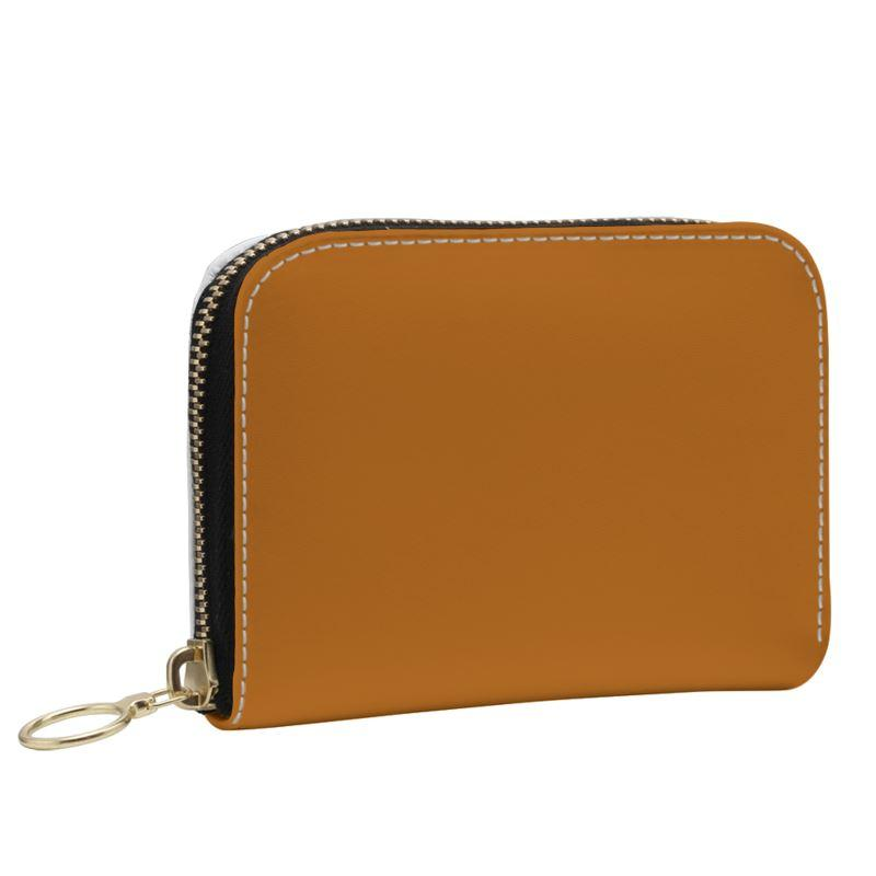 Castlefield Design Camel Small Wallet