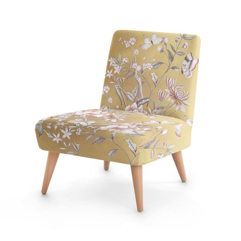 Castlefield Design Chinoiserie Gold Chair