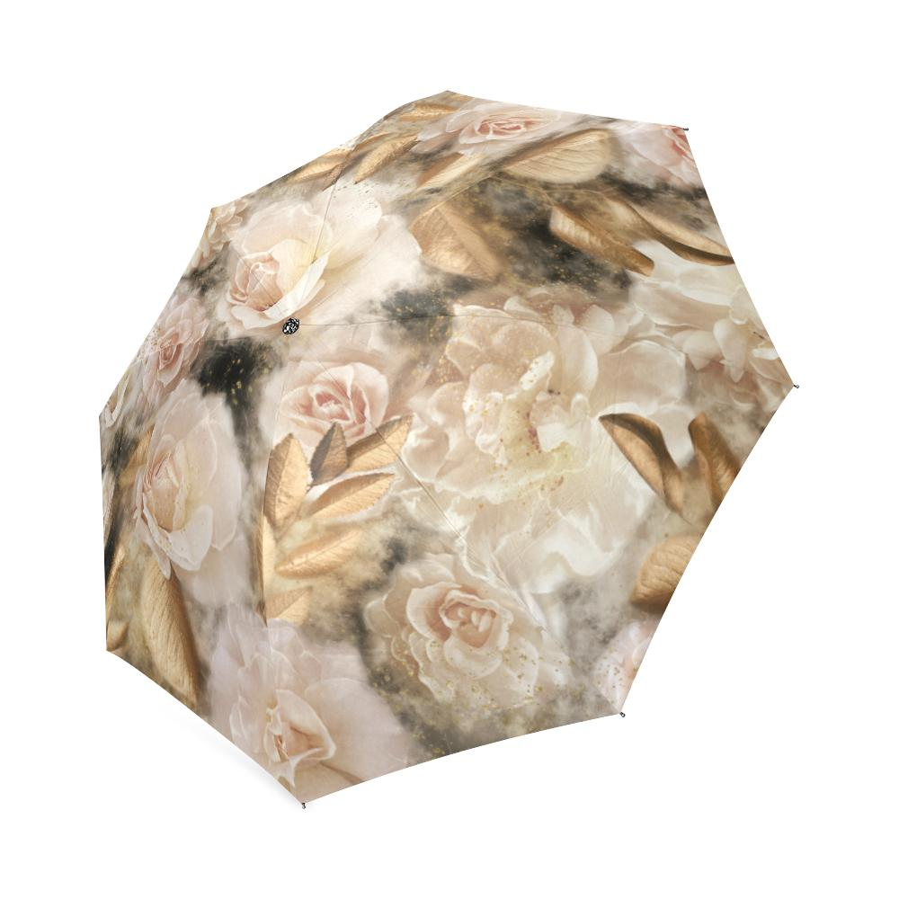 Castlefield Design Dreamy Floral Umbrella