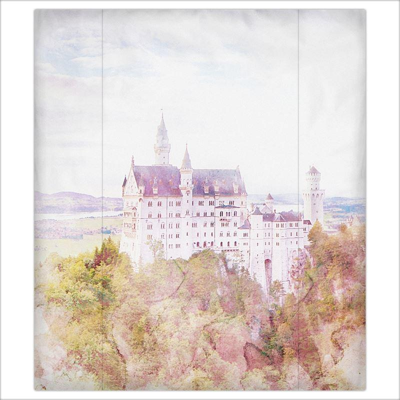Castlefield Design Fairytale Castle Duvet Set