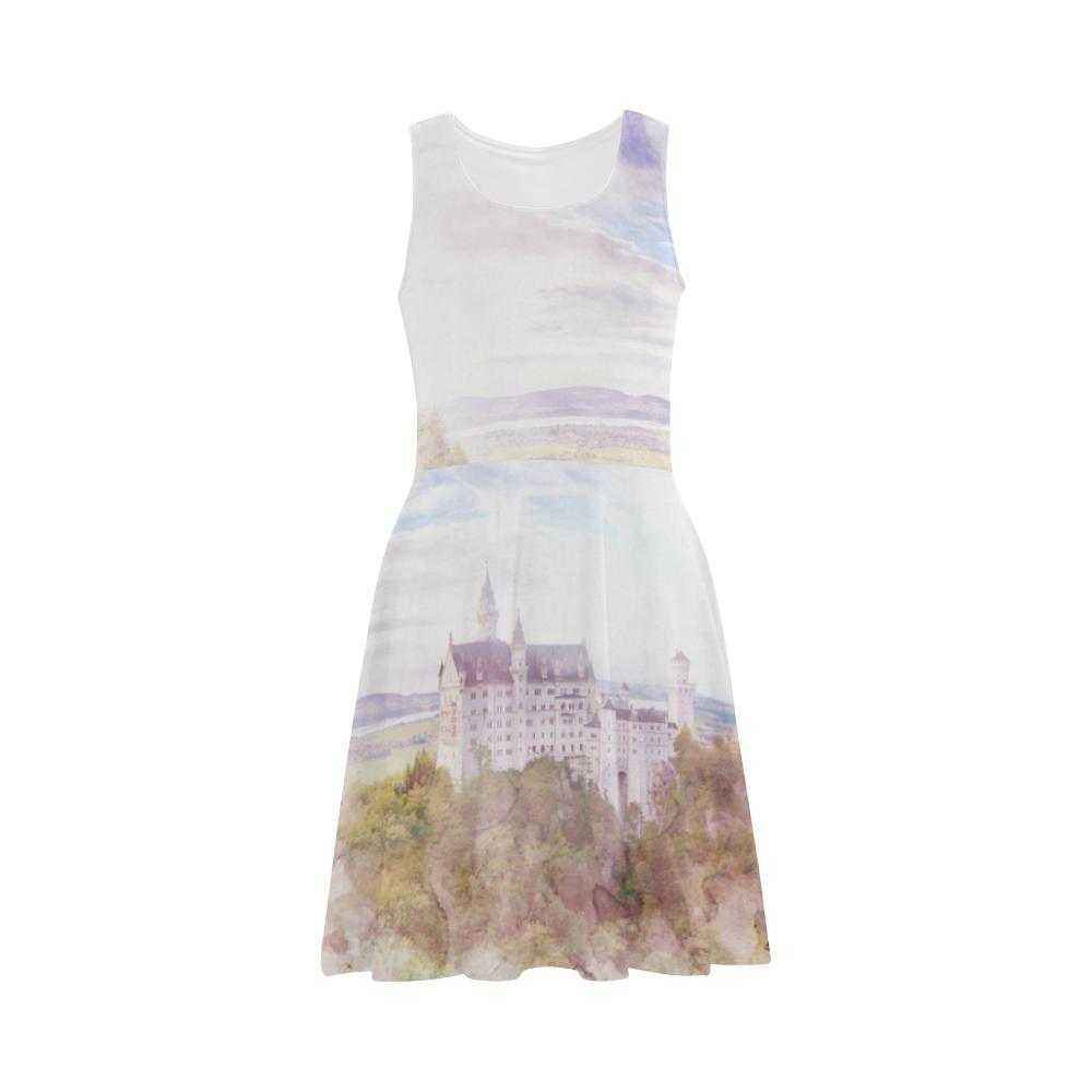 Castlefield Design Fairytale Castle Flare Dress