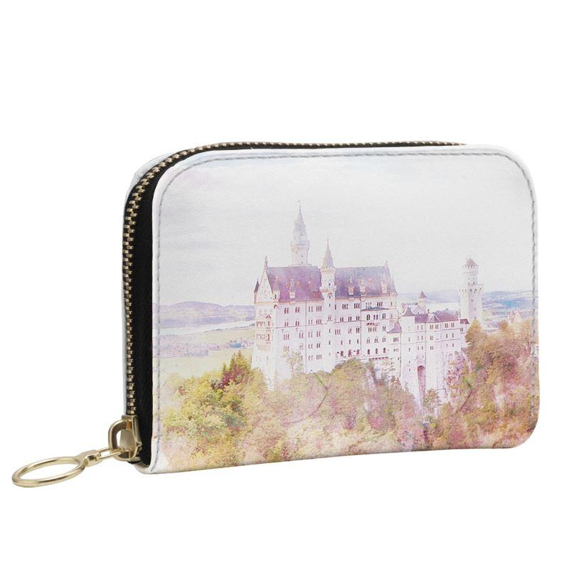 Castlefield Design Fairytale Castle Small Wallet