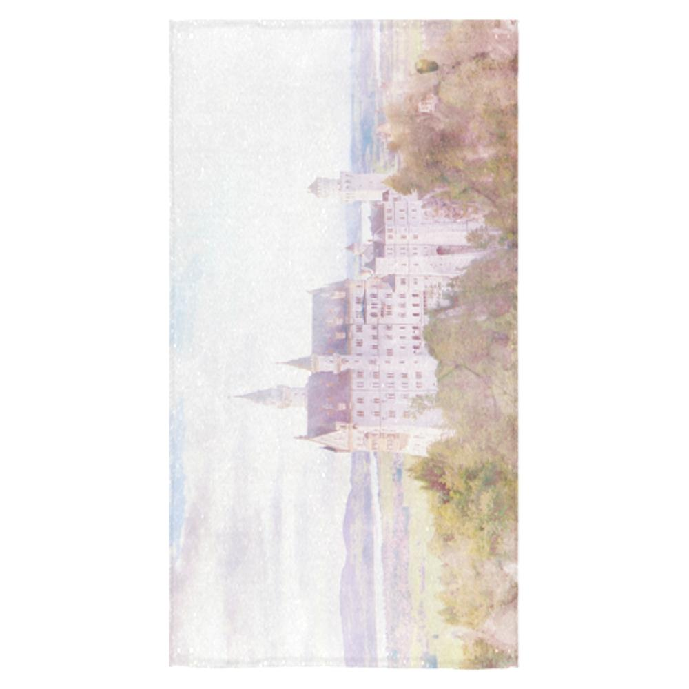 Castlefield Design Fairytale Castle Towels