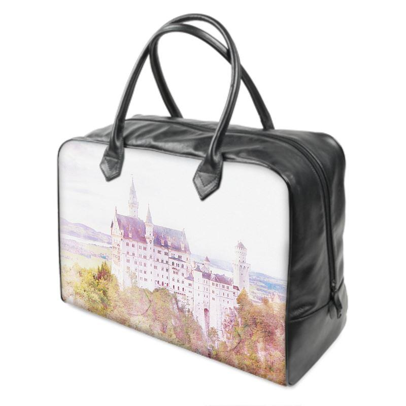 Castlefield Design Fairytale Castle Weekender Bag