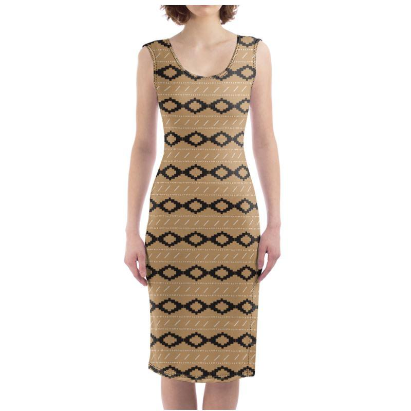 Castlefield Design Folami Bodycon Dress