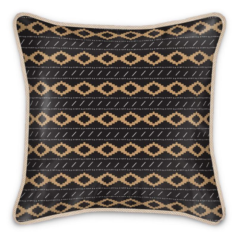 Castlefield Design Folami Silk Cushion